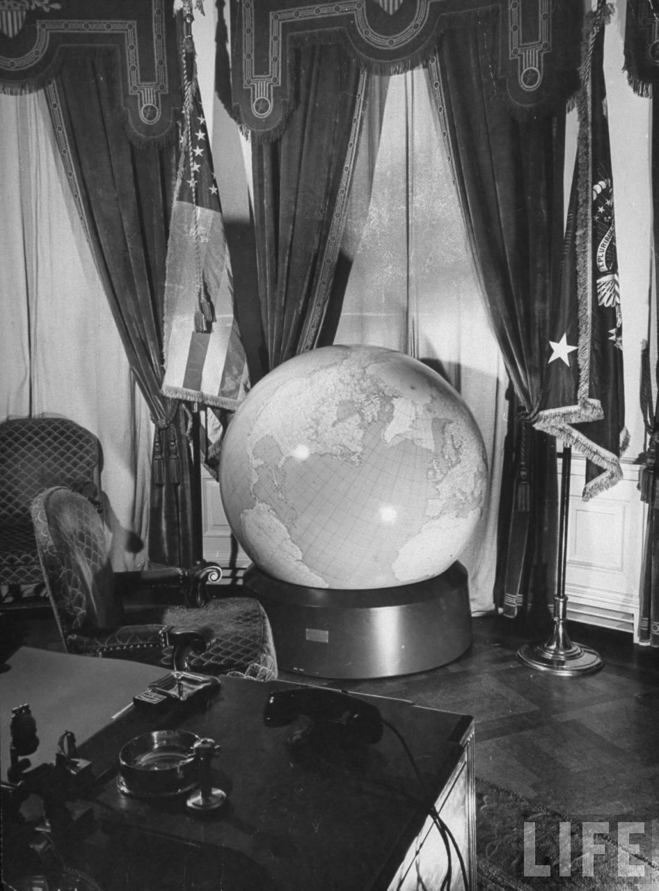 President's Globe