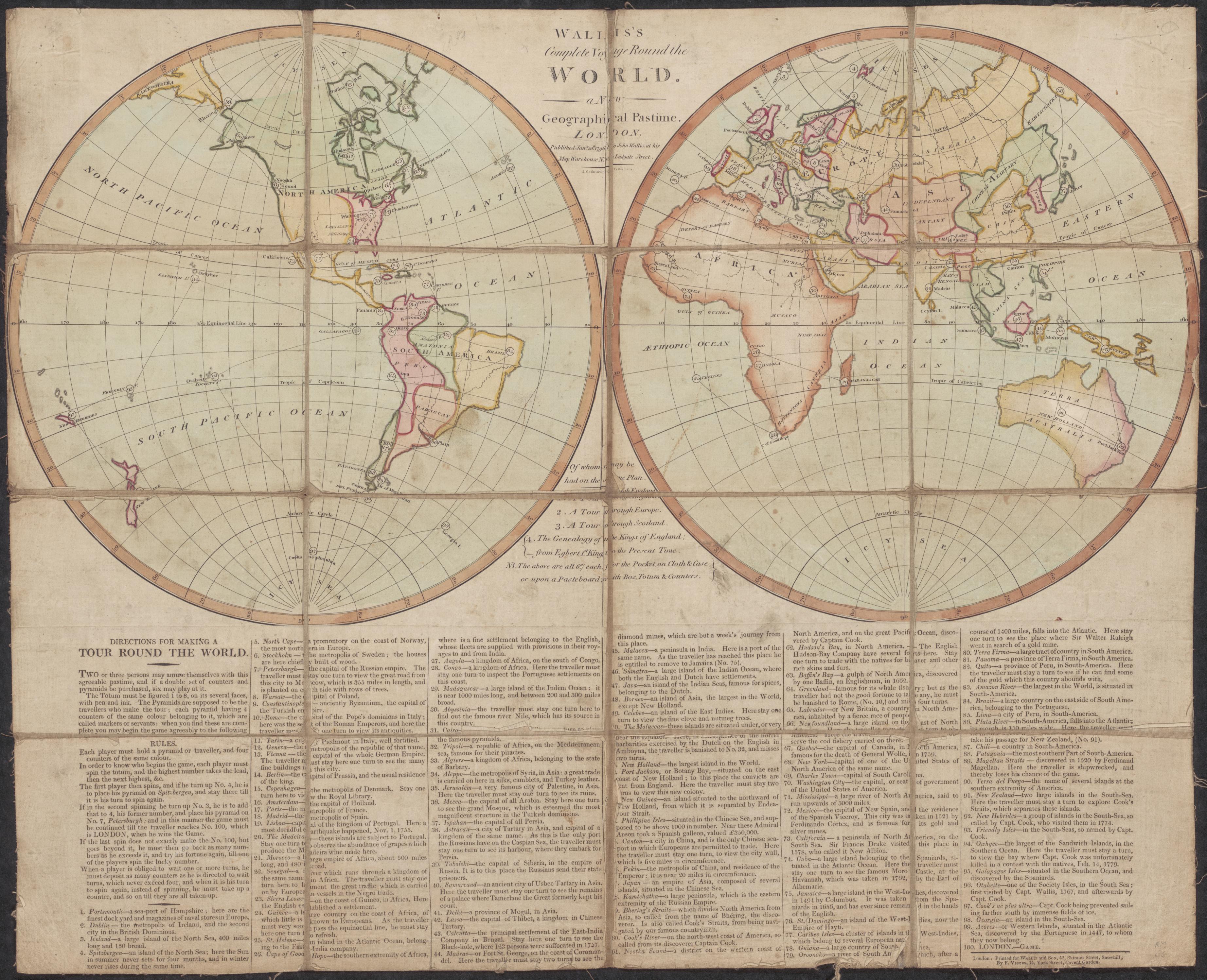 Wallis Complete Voyage