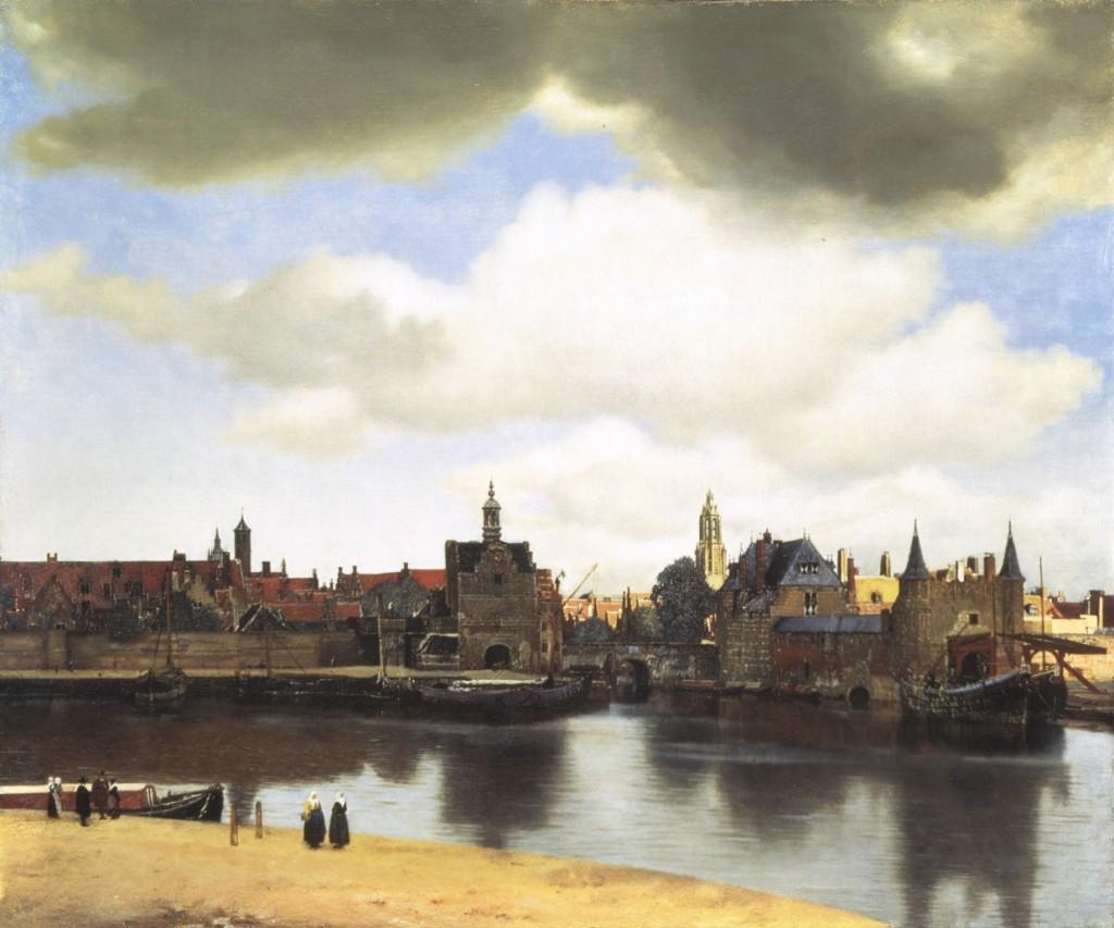 1_La_Vue_de_Delft_Vermeer