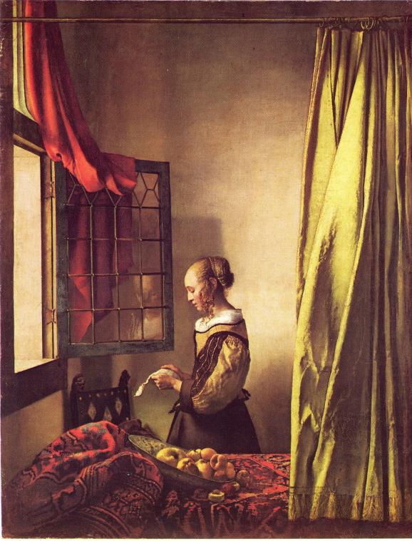 3_La_Liseuse_a_la_fenetre_Vermeer
