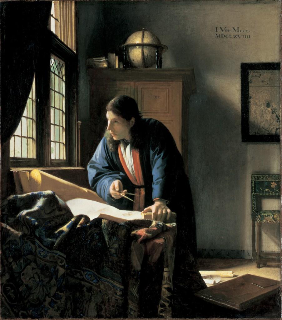 4_Le_geographe_Vermeer