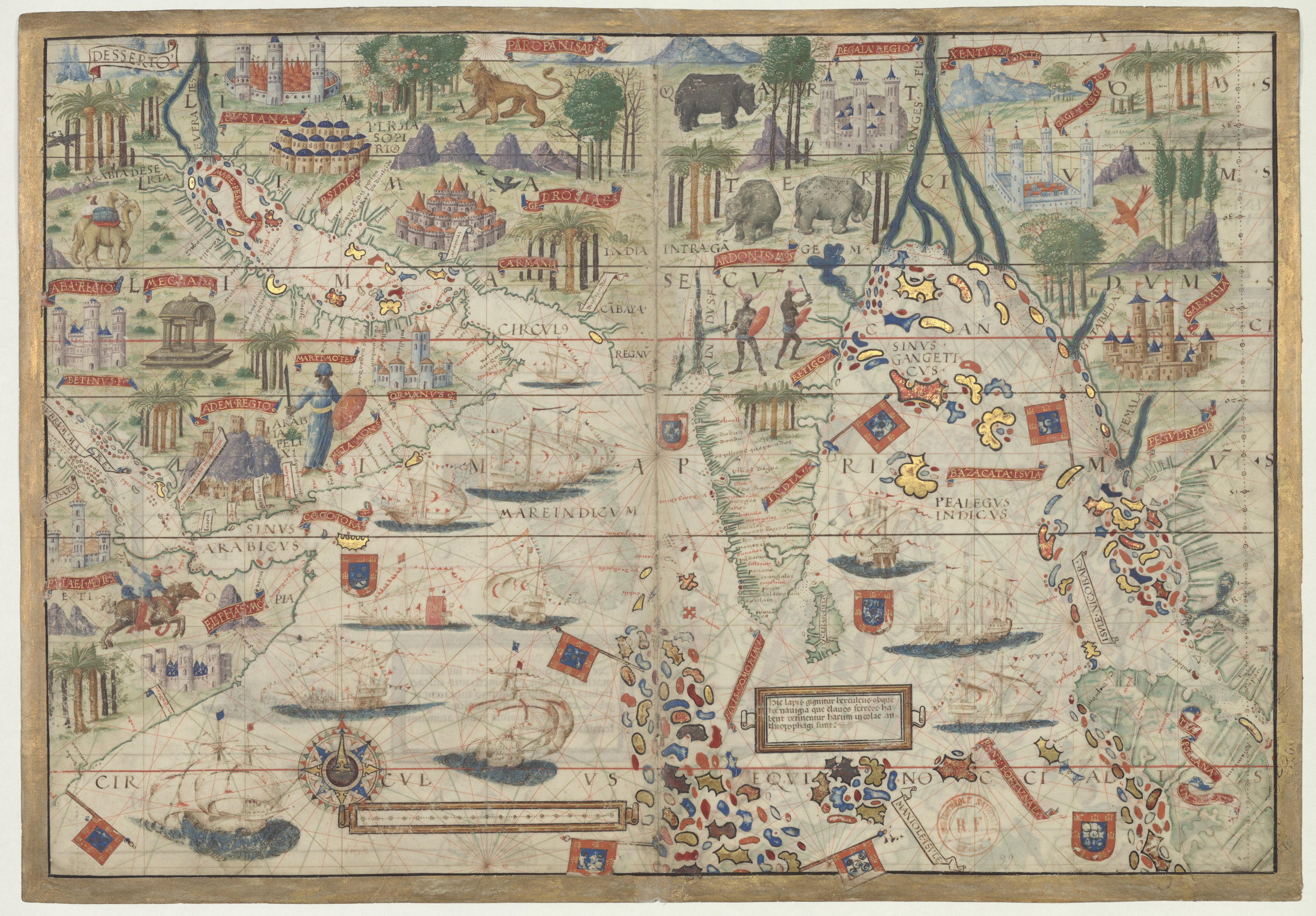Homem_1519_Nord océan Indien