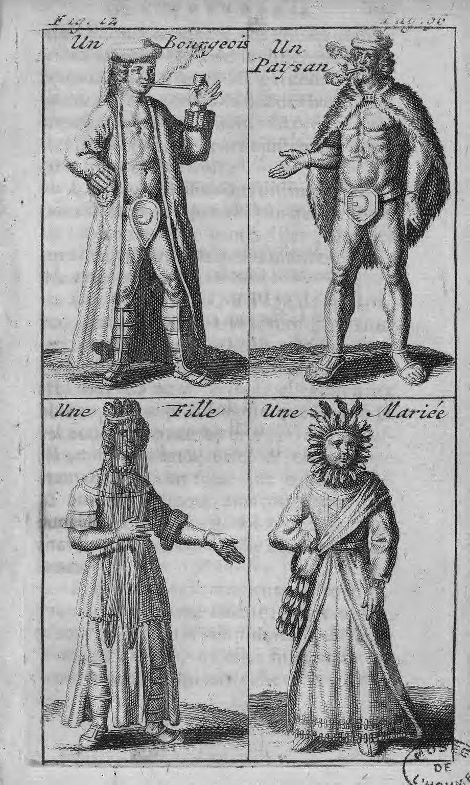 Psalmanazar_1705_Costumes