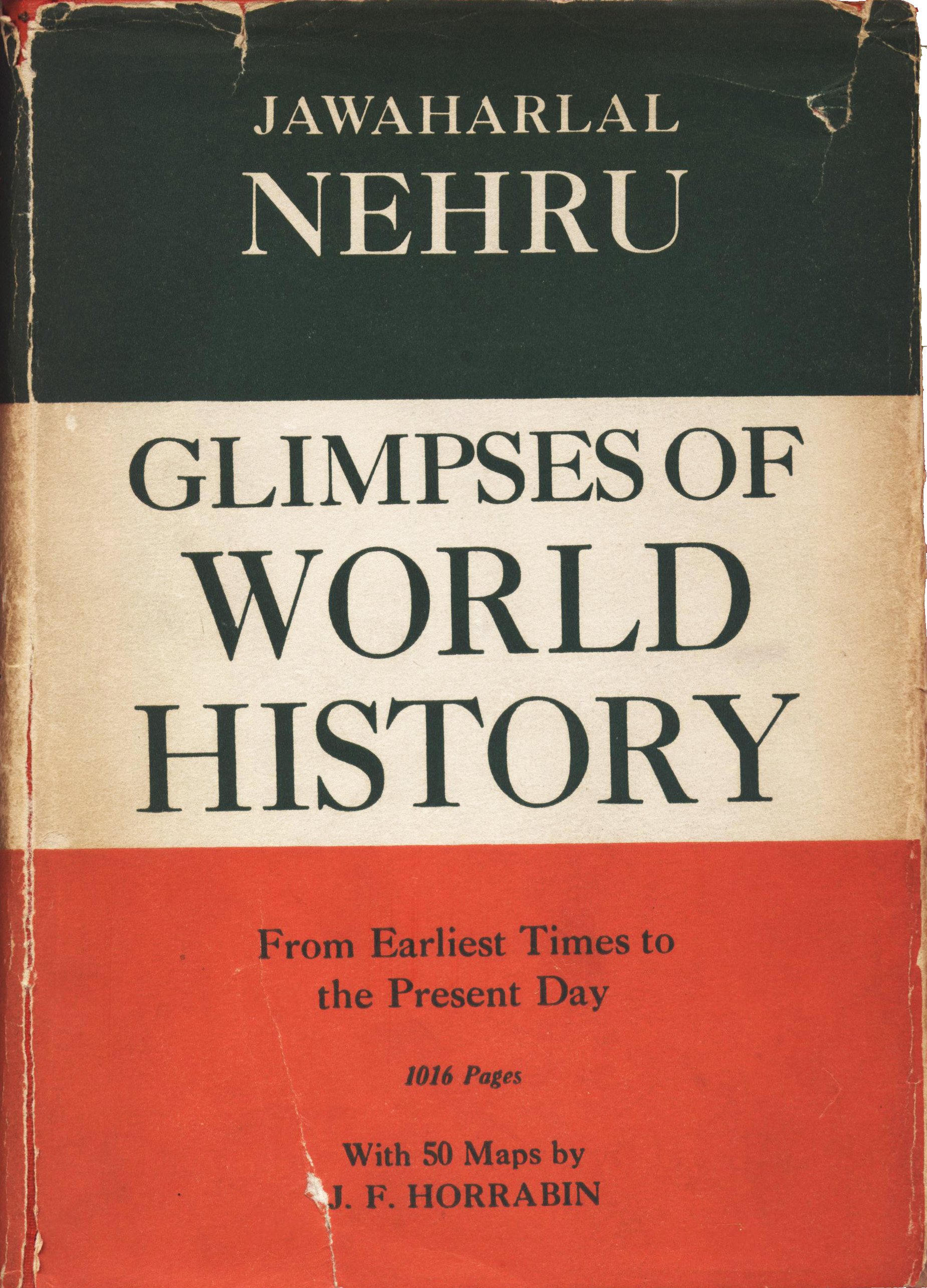 Nehru_Glimpses of World History