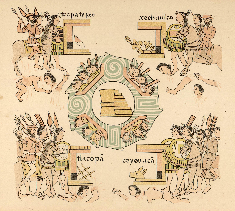 Siège de Tenochtitlan