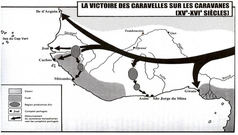 Fig 5 La victoire des caravelles